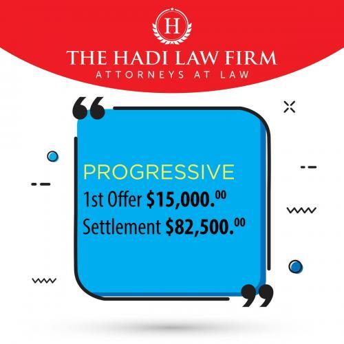 THL-PROGRESSIVE $82,500